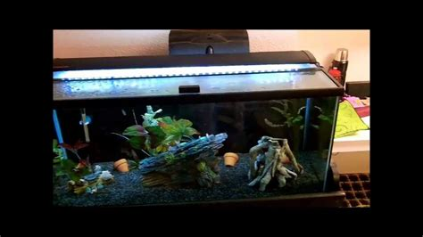 48 inch led aquarium light with timer marineland single bright led aquarium light 36 quot 48