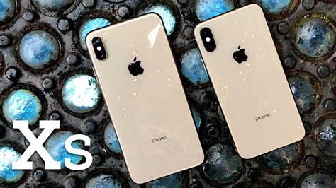 iphone xs and max review