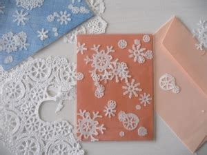 Ellinee The Paper Snowflake - craft by esttera on indulgy