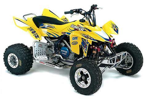 Suzuki Quadracer R450 Power Wheel Dirt Wheels Magazine Sport Modifications Duncan Racing
