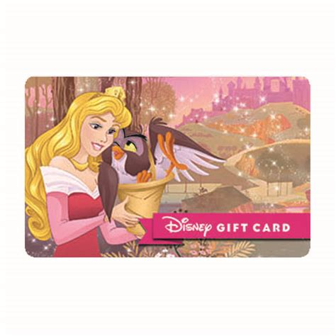 Big Five Gift Card - your wdw store disney collectible gift card dream big aurora