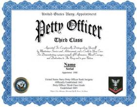 officer promotion certificate template navy and coast guard enlisted promotion replacement