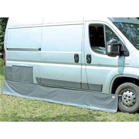 Motorhome Awning Accessories by Fiamma Awning Wind Protection Skirting Caravan Motorhome