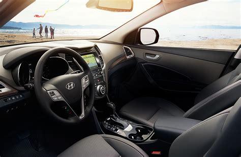 Santa Fe Sport Interior by 2017 Hyundai Santa Fe Sport Interior Hyundai