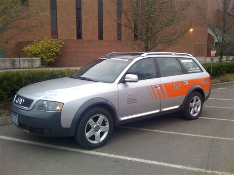 how cars work for dummies 2001 audi allroad seat position control 2001 audi allroad quattro c5 pictures information and specs auto database com