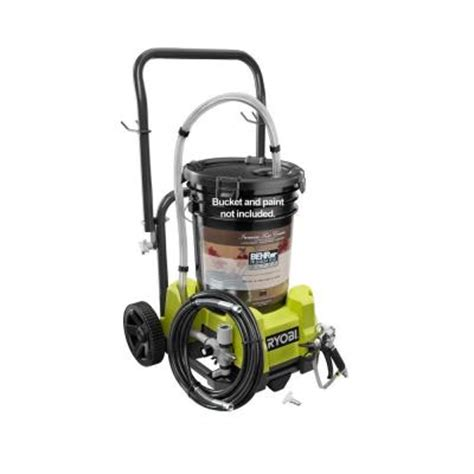 ryobi airless paint sprayer station rap200g discontinued