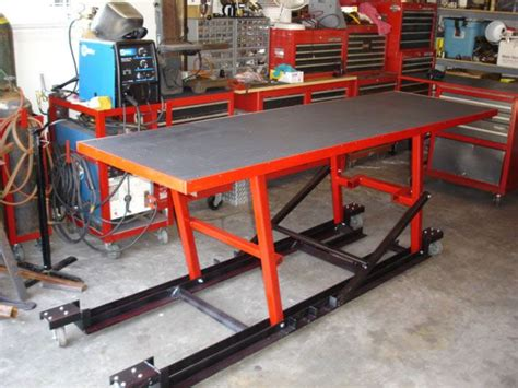 motorbike work bench 1000 images about motorcycle lift shop table on pinterest