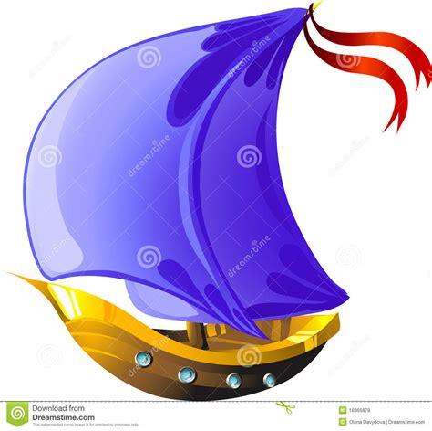 dessin animé bateau bateau 224 voile de dessin anim 233 photos libres de droits