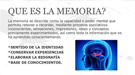 la memoria secreta de b01ncohep4 memoria psicologia i