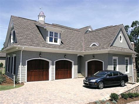 Plan 052g 0002home Plans With Detached Garage Apartments House Plans With Detached Garage Apartments