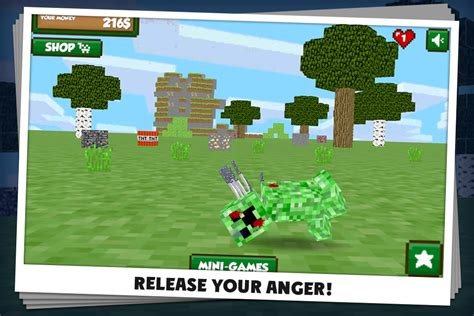 aptoide minecraft apk kick the minecraft creeper download apk for android