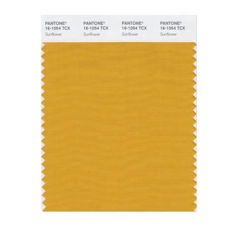 sunflower pantone s 2013 colors