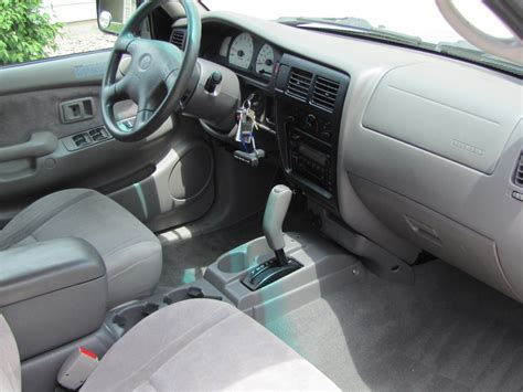 2004 Toyota Tacoma Interior by Picture Of 2004 Toyota Tacoma 4 Dr Prerunner V6 Crew Cab