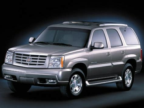 2002 Cadillac Escalade Price by 2002 Cadillac Escalade Specs Pictures Trims Colors