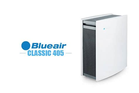 blueair classic  hepasilent air filtration review