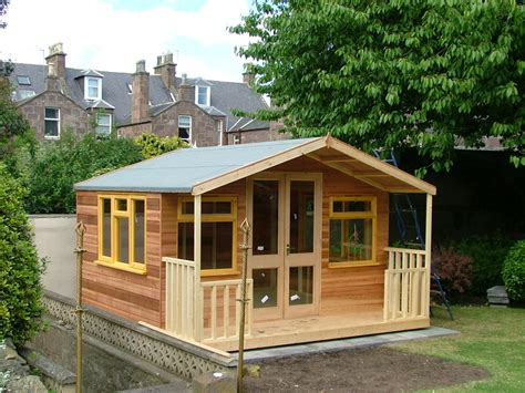 carles sheds summer houses