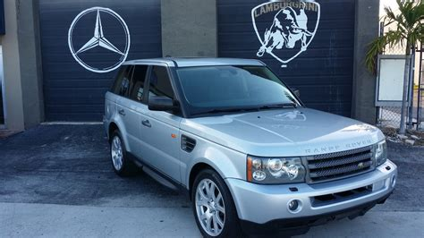 2008 land rover range rover sport hse for sale cargurus