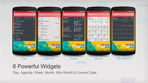 tiny apps pro apk tiny calendar calendar app 187 apk thing android apps