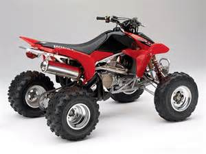 2006 Honda Trx450r 2006 Honda Trx450r Atv Pictures Features
