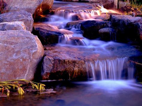 la decima illuminazione illuminazione giardino acqua