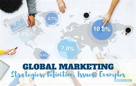 Global Marketing 7ed 1 global marketing strategies definition issues exles