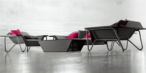 table basse resine tressee 1200 coti design salon azen 02 salons de jardin sur easylounge