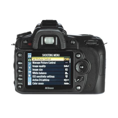 Nikon D90 Lensa 18 105mm Vr nikon d90 slr digital with nikon 18 105mm vr lens