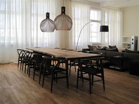 Raw Natural Goodness 50 Live Edge Dining Tables That Wow Live Edge Dining Room Table