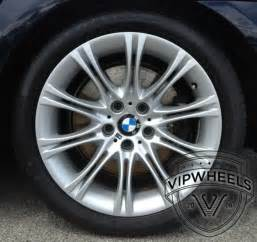18 inch bmw e46 wheels style 135m with summer tyres e46