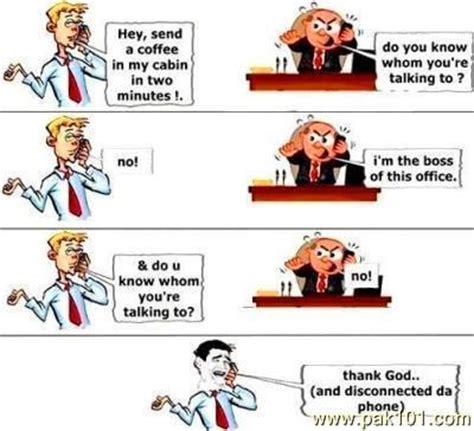 funny picture boss  employee pakcom