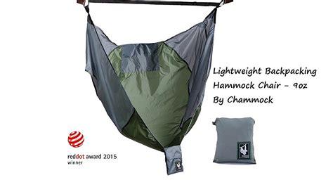 ultralight backpacking chair hammock chammock chair lightweight backpacking hammock chair