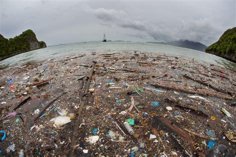 la decharge de plastique du pacifique est beaucoup  grande quon ne le craignait