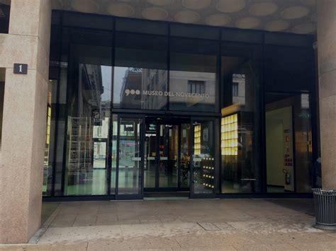 ingresso museo museo 900 l ingresso artribune