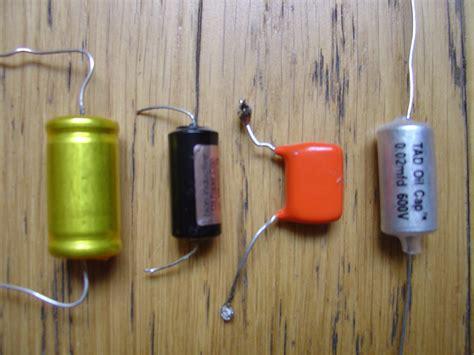 doctor capacitor tad capacitor tad doctor tad capacitor audiofanzine