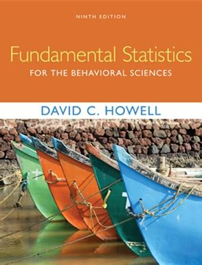 statistics for the behavioral sciences 9th edition fundamental statistics for the behavioral sciences buy