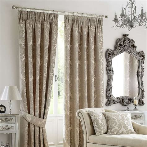 natural coloured curtains 25 best ideas about natural pencil pleat curtains on