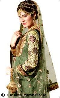 indian and middle eastern dress costume on