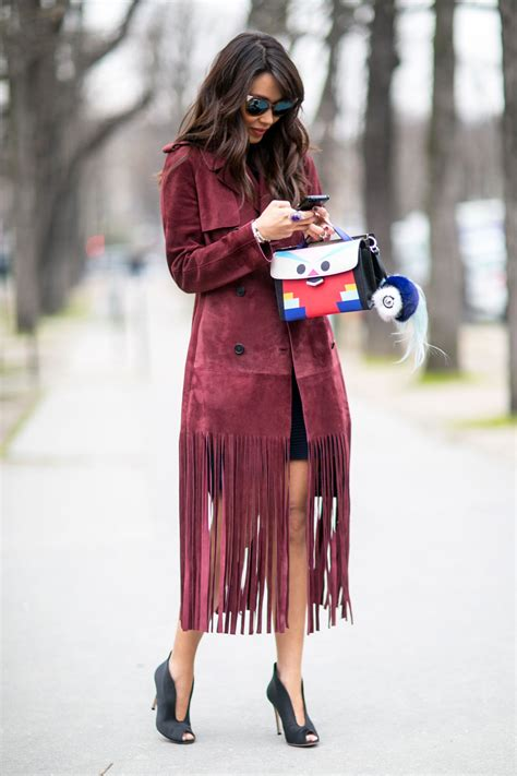street style trends quirky bags  ladies
