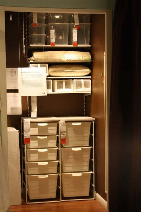 everyday clever creative closets organization at its best ikea closet organization closet organization ikea pinterest