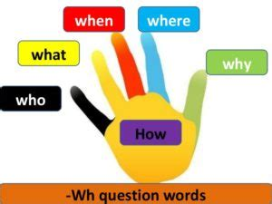 preguntas con wh con respuesta wh en ingl 233 s conoce como se forma y para que sirve con