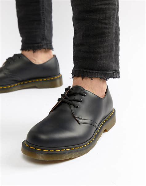 Shoes Dr Martens shoptagr dr martens original 3 eye shoes 11838002 by dr
