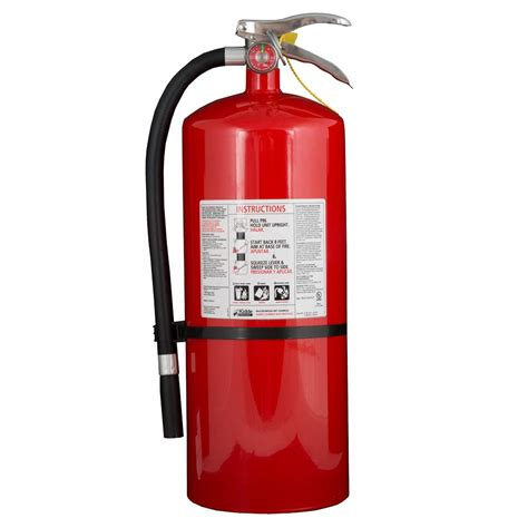 Kidde Pro Plus 20 MP 6 A;120 B:C Fire Extinguisher 468003   The Home Depot