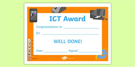 welcome to get set for school award winning ict award certificate ict award certificate ict information