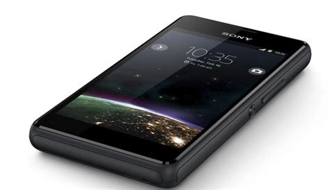 Hp Sony Xperia E1 Dual D2105 spesifikasi dan harga jual sony xperia e1 dual d2105