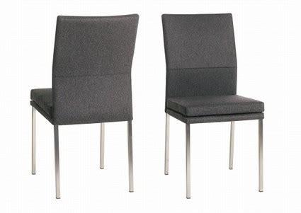 designer stühle grau blau esszimmer design