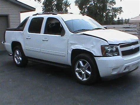 automobile air conditioning service 2012 chevrolet avalanche spare parts catalogs sell used wrecked 2012 chevy avalanche in saint john indiana united states