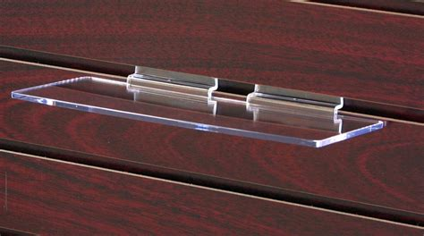 slat wall shelves slatwall acrylic shelving flat storage panel