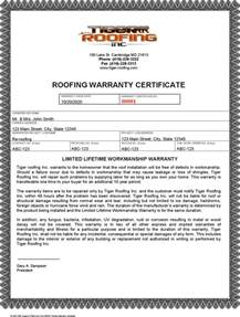 warranty template warranty certificate templates free premium