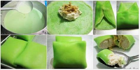 cara membuat pancake durian nelayan cara membuat pancake durian yang lezat anti gagal untuk