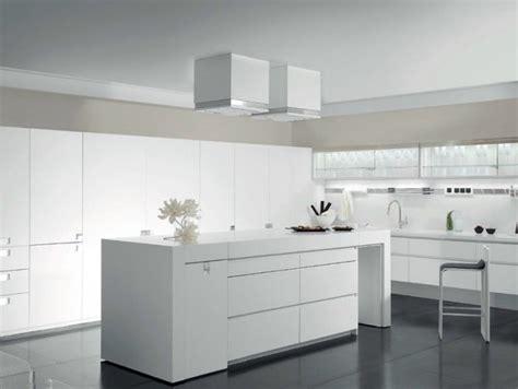 cuisine grise et blanche cuisine blanche et grise 30 designs modernes et 233 l 233 gants